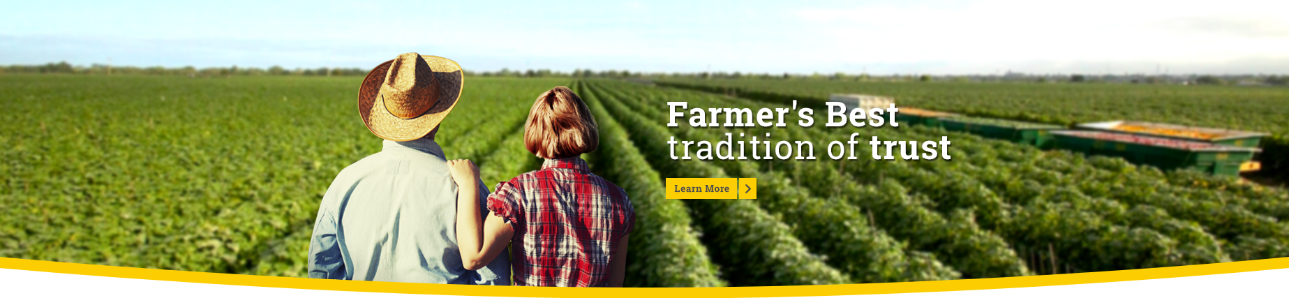 Farmer's Best Tradition of Trust
